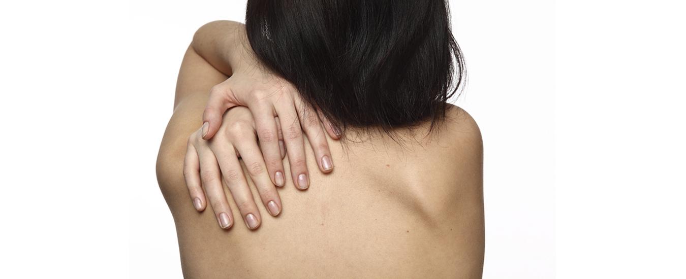 Бактериальная инфекция глубокого слоя кожи