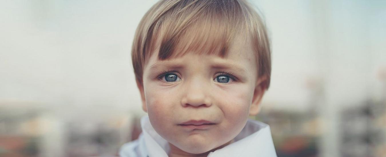 Дерматит у ребёнка и психосоматика